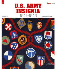 Histoire And Collections Books   N/A U.S. Army Insignia 1941-1945 HNC3002