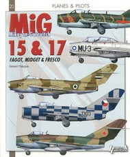 Histoire And Collections Books   N/A MiG 15, MiG 17  HNC3309