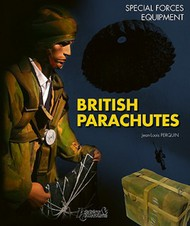 Histoire And Collections Books   N/A British Parachutes Special Forces HNC4429