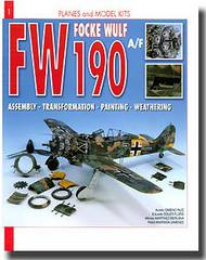 Histoire And Collections Books   N/A Fw.190A/F Assembly, Transformation, Painting, Weathering HNC584