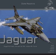 Historical Military Heritage Books   N/A Duke Hawkins Aircraft in Detail 1: Specat Jaguar Royal Air Force, Armee de l'Air, Indian Air Force HMH1