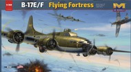 HK Models  1/32 B-17E/F Flying Fortress Bomber w/Clear Bombardier Nose (JAN 2019) - Pre-Order Item HKM01E05