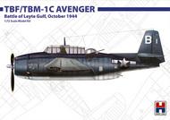 Grumman TBF/TBM-1C Avenger Oct. 1944 #H2K72010