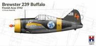 Brewster B-239 Buffalo Finnish Aces #H2K72011