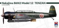 Nakajima B6N2 Model 12 Tenzan #H2K72016