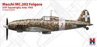 Macchi MC.202 Folgore 370a Squadriglia, Italy 1943 #HOB272008