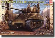 HobbyBoss  1/48 US M4A1 76(W) Sherman HBB84801