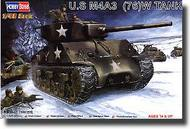 HobbyBoss  1/48 US M4A3 (76W) Sherman HBB84805