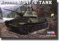 HobbyBoss  1/48 Russian T-34/76 (1943 No.112) HBB84808