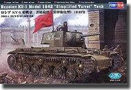 "HobbyBoss  1/48 Russian KV-1 Model 1942 ""Simplified Turret"" HBB84812"