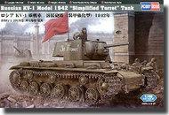 "Hobbyboss  1/48 Russian KV2 ""Big Turret"" Tank HBB84815"