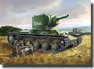 Hobbyboss  1/48 Russian KV-2 Tank HBB84816