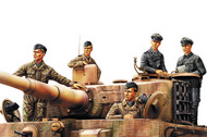 German Panzer Tank Crew Normandy 1944 (WWII) #HBB84401
