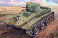 Soviet BT-2 (Medium) Tank #HBB84515