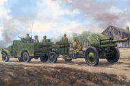 M3a1 Late Tow 122mm Howitzer M-30 #HBB84537