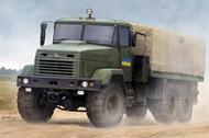 Ukraine KrAZ-6322 Soldier Cargo Truck #HBB85512