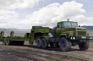 Russian KrAZ-260B Tractor with MAZ/ChMZAP-5247G SemiTrailer #HBB85523