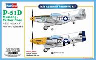 North-American P-51D Mustang Yellow Nose #HBB85808