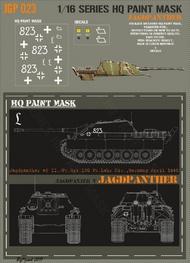 HQ-Masks  1/16 Jagdpanther II./Pz.Rgt.130 Pz.Lehr Div. Germany April 1945 Paint Mask HQ-JGP16023