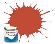 Humbrol  Humbrol Enamel 14ml. Enamel Matte Red Brown Tinlets (6) HMB100