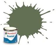 Humbrol  Humbrol Enamel 14ml. Enamel Matte Army Green Tinlets (6) HMB102