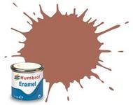 Humbrol  Humbrol Enamel 14ml. Enamel Matte Rust Tinlets (6) HMB113