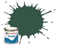 Humbrol  Humbrol Enamel 14ml. Enamel Matte US Dark Green  Tinlets (6) HMB116