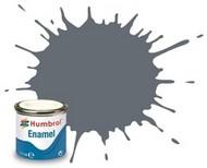 Humbrol  Humbrol Enamel 14ml. Enamel Satin Extra Dark Sea Grey Tinlets (6) HMB123
