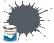 Humbrol  Humbrol Enamel 14ml. Enamel Satin US Dark Grey Tinlets (6) HMB125