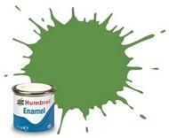 Humbrol  Humbrol Enamel 14ml. Enamel Clear Color Green Tinlets HMB1325