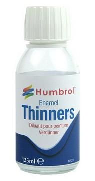 125ml. Bottle Enamel Thinner #HMB1631