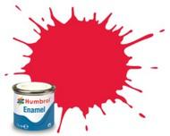 14ml. Enamel Gloss Arrow Red Tinlets (6) #HMB238