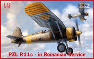 IBG Models  1/32 PZL P.11c Fighter in Romanian Service IBG32002