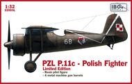 IBG Models  1/32 PZL P.11c Polish Fighter (limited Edition) IBG32003L