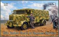3Ro Italian Truck in German Service #IBG35054
