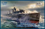 IBG Models  1/700 HMS Harvester 1943 British H-class destroyer IBG70010