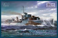 IBG Models  1/700 HMS Ithuriel 1942 I-class Destroyer IBG70012