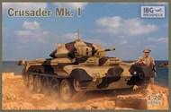 Crusader Mk.I - British Cruiser Tank Mk.VI #IBG72065