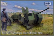 Flak 38 German Anti Aircraft Gun (2 in the box) #IBG72076