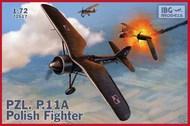 PZL P.11a Polish Fighter #IBG72517
