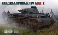 IBG Models The World at War  1/76 Pz.Kpfw.IV Ausf.C The World At War series. WAW010