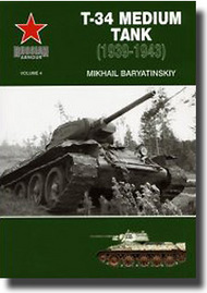 Ian Allan Books   N/A Collection - Russian Armor: T-34 Medium Tank 1939-43 IAN2651