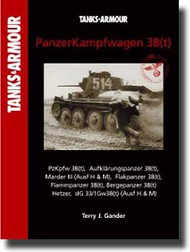 Ian Allan Books   N/A Collection - Tanks & Armour: Panzerkampfwagen 38(t) IAN2802