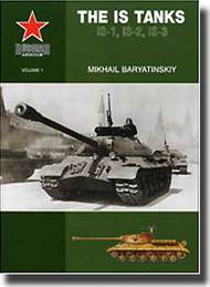 Ian Allan Books   N/A Collection - The IS Tanks: The IS-1, IS-2, IS-3 IAN2803