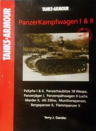 Tanks & Armour: Panzerkampfwagen I & II #IAP0909