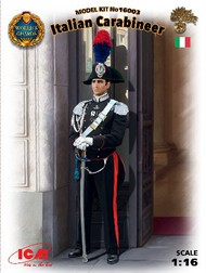 ICM Models  1/16 Italian Carabineer Guard ICM16003