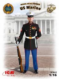 ICM Models  1/16 US Marine Sergeant Guard ICM16005