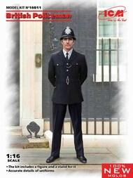 ICM Models  1/16 British Policeman (100% new molds) ICM16011