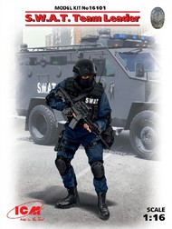 ICM Models  1/16 SWAT Team Leader ICM16101