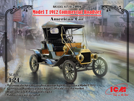 American Model T 1912 Commercial Roadster Car #ICM24016
